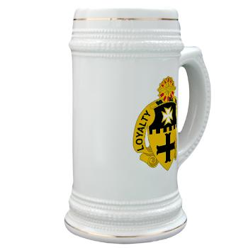 2S5CR - M01 - 03 - DUI - 2nd Squadron - 5th Cavalry Regiment - Stein