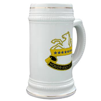 2S8CR - M01 - 03 - DUI - 2nd Squadron - 8th Cavalry Regiment - Stein