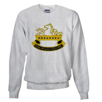 2S8CR - A01 - 03 - DUI - 2nd Squadron - 8th Cavalry Regiment - Sweatshirt