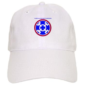 310SC - A01 - 01 - SSI - 310th Sustainment Command with text Cap
