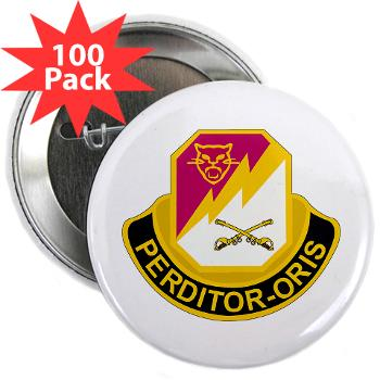 "316CB - M01 - 01 - DUI - 316th Cavalry Brigade 2.25"" Button (100 pack)"