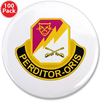 "316CB - M01 - 01 - DUI - 316th Cavalry Brigade 3.5"" Button (100 pack)"