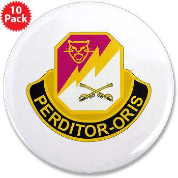 "316CB - M01 - 01 - DUI - 316th Cavalry Brigade 3.5"" Button (10 pack)"