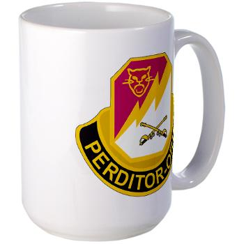 316CB - M01 - 03 - DUI - 316th Cavalry Brigade Large Mug