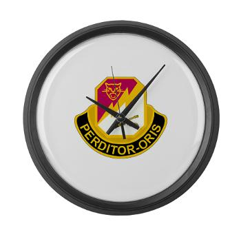 316CB - M01 - 03 - DUI - 316th Cavalry Brigade Large Wall Clock