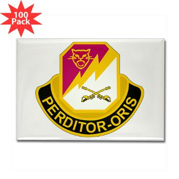 316CB - M01 - 01 - DUI - 316th Cavalry Brigade Rectangle Magnet (100 pack)