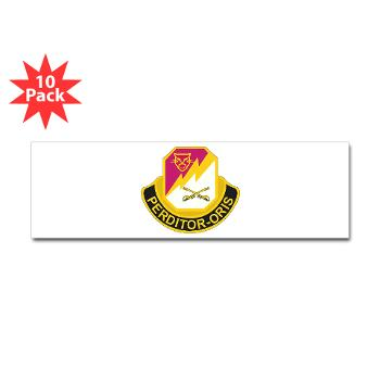 316CB - M01 - 01 - DUI - 316th Cavalry Brigade Sticker (Bumper 10 pk)