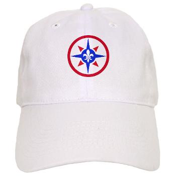 316SC - A01 - 01 - SSI - 316th Sustainment Command - Cap