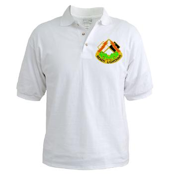 335SC - A01 - 01 - DUI -335th Signal Command - Golf Shirt