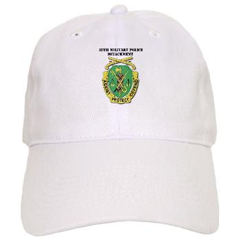 35MPD - A01 - 01 - DUI - 35th Military Police Detachment with text - Cap
