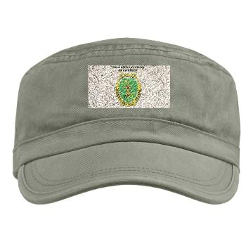 35MPD - A01 - 01 - DUI - 35th Military Police Detachment with text - Military Cap