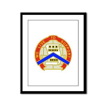 364ESC - M01 - 02 - DUI - 364th Expeditionary Sustainment Command Framed Panel Print