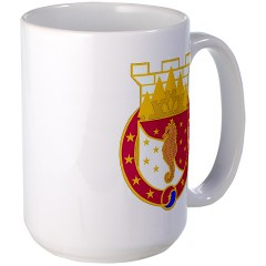 36EB - M01 - 03 - DUI - 36th Engineer Brigade Large Mug