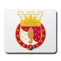 36EB - M01 - 03 - DUI - 36th Engineer Brigade Mousepad