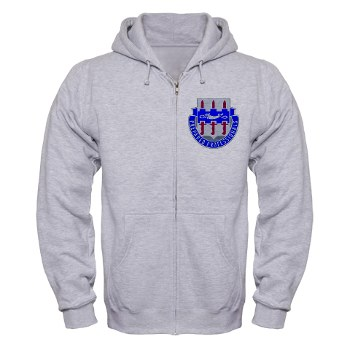 3B290RCSCSS - A01 - 03 - DUI - DUI - 3rd Bn - 290th Regiment (CS/CSS) - Zip Hoodie