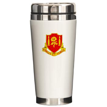 3B29FAR - M01 - 03 - DUI - 3rd Battalion - 29th Field Artillery Regiment - Ceramic Travel Mug