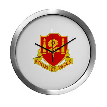 3B29FAR - M01 - 03 - DUI - 3rd Battalion - 29th Field Artillery Regiment - Modern Wall Clock
