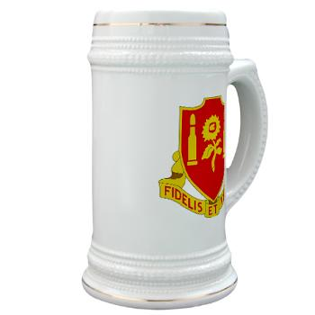 3B29FAR - M01 - 03 - DUI - 3rd Battalion - 29th Field Artillery Regiment - Stein