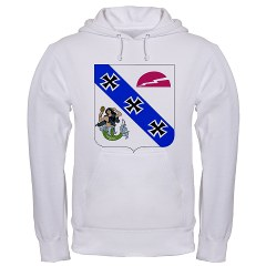 3B309IR - A01 - 03 - DUI - 3rd Battalion - 309th Infantry Regiment (CS/CSS) Hooded Sweatshirt