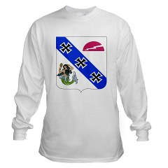 3B309IR - A01 - 03 - DUI - 3rd Battalion - 309th Infantry Regiment (CS/CSS) Long Sleeve T-Shirt