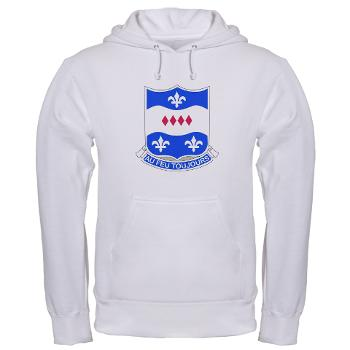 3B312RTS - A01 - 03 - DUI - 3rd Bn - 312th Regt (TS) Hooded Sweatshirt