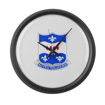 3B312RTS - M01 - 03 - DUI - 3rd Bn - 312th Regt (TS) Large Wall Clock