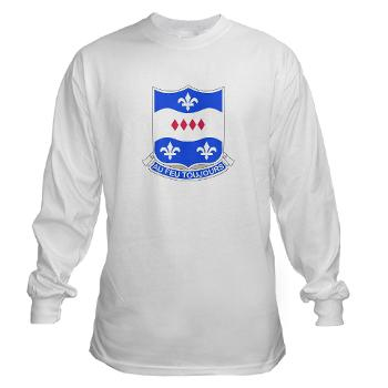 3B312RTS - A01 - 03 - DUI - 3rd Bn - 312th Regt (TS) Long Sleeve T-Shirt