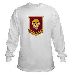 3B314FA - A01 - 03 - DUI - 3rd Battalion - 314th Field Artillery Long Sleeve T-Shirt