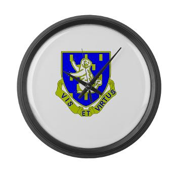 3B337CSS - M01 - 03 - DUI - 3rd Battalion - 337th CSS Large Wall Clock