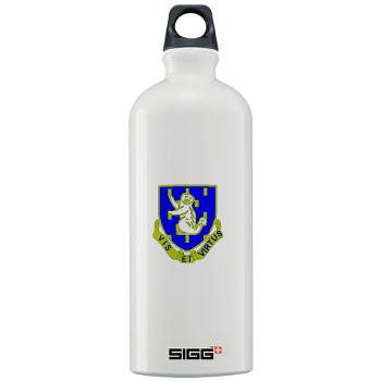 3B337CSS - M01 - 03 - DUI - 3rd Battalion - 337th CSS Sigg Water Bottle 1.0L