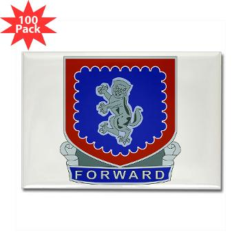 3B340IR - M01 - 01 - DUI - 3rd Bn - 340th Infantry Regiment Rectangle Magnet (100 pack)