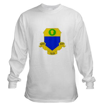 3B347R - A01 - 03 - DUI - 3rd Bn - 347th Regt (CS/CSS) - Long Sleeve T-Shirt