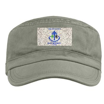 3B361R - A01 - 01 - DUI - 3rd Bn - 361st Regt(CS/CSS) with Text Military Cap