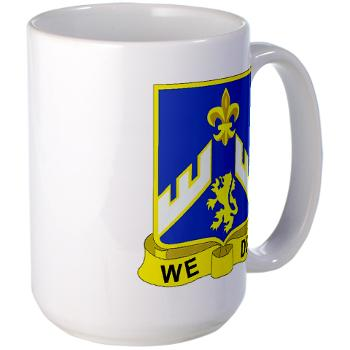 3B363RCSCSS - M01 - 03 - DUI - 3rd Battalion - 363rd Regiment (CS/CSS) - Large Mug
