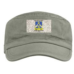 3B363RCSCSS - A01 - 01 - DUI - 3rd Battalion - 363rd Regiment (CS/CSS) with Text - Military Cap