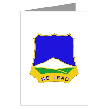 3B382RLS - M01 - 02 - DUI - 3rd Battalion, 382nd Regiment (Logistics Support) - Greeting Cards (Pk of 10)