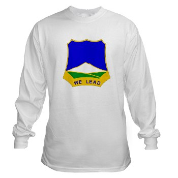 3B382RLS - A01 - 03 - DUI - 3rd Battalion, 382nd Regiment (Logistics Support) - Long Sleeve T-Shirt