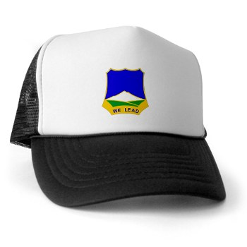 3B382RLS - A01 - 02 - DUI - 3rd Battalion, 382nd Regiment (Logistics Support) - Trucker Hat