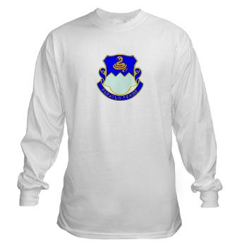 3B411R - A01 - 03 - DUI - 3rd Bn - 411th Regt (LS) - Long Sleeve T-Shirt