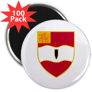 "3B82FAR - M01 - 01 - DUI - 3rd Bn - 82nd FA Regt - 2.25"" Magnet (100 pack)"