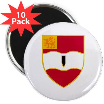 "3B82FAR - M01 - 01 - DUI - 3rd Bn - 82nd FA Regt - 2.25"" Magnet (10 pack)"