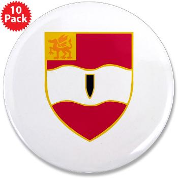 "3B82FAR - M01 - 01 - DUI - 3rd Bn - 82nd FA Regt - 3.5"" Button (10 pack)"