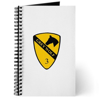 3BCT - M01 - 02 - DUI - 3rd Infantry BCT - Grey Wolf - Journal