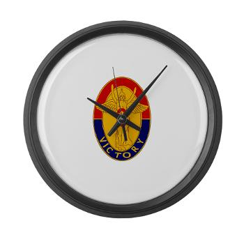 3BCT1IDDB - M01 - 03 - DUI - 3BCT - 1st Infantry Division - Duke Brigade - Large Wall Clock