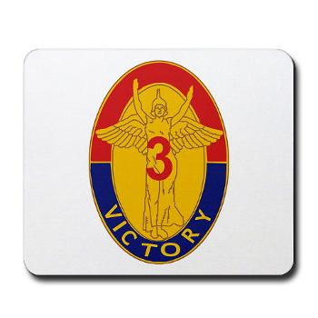 3BCT1IDDB - M01 - 03 - DUI - 3BCT - 1st Infantry Division - Duke Brigade - Mousepad