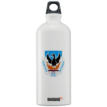 3BCTSTB - M01 - 03 - DUI - 3rd Brigade Combat Team - Special Troops Battalion - Sigg Water Bottle 1.0L