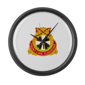 3MC - M01 - 03 - DUI - 3rd Medical Command - Large Wall Clock