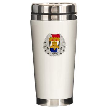 3RBCRB - M01 - 03 - SSI - Chicago Recruiting Battalion - Ceramic Travel Mug