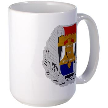 3RBCRB - M01 - 03 - SSI - Chicago Recruiting Battalion - Large Mug