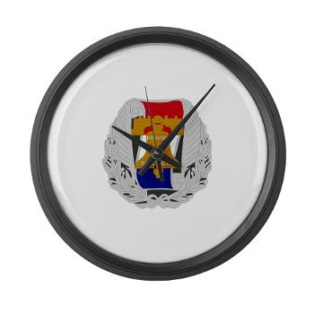3RBCRB - M01 - 03 - SSI - Chicago Recruiting Battalion - Large Wall Clock
